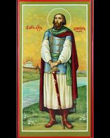 Довмонт Псковский святой благоверный князь