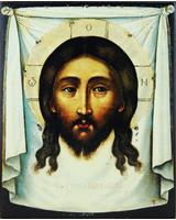 Спас Нерукотворный (Симона Ушакова)