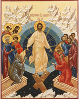 Воскресение Христово (сошествие во ад) [ИПП-1114]
