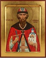 Всеволод святой благоверный князь (в Крещении Гавриил) [ИМАК(полное)]