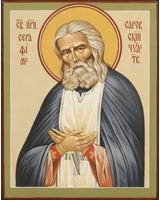 Серафим Саровский святой преподобный [ИМ]