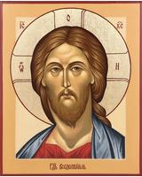 Спас (оплечный (Список Звенигородский) [ИПП-1721]