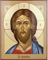 Спас (оплечный (Список Звенигородский) [ИПП-2228]