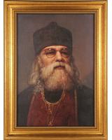 Иоанн (Крестьянкин) портрет 21х30 (28х38 багет, стекло)