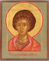 Георгий Победоносец святой великомученик [Рукописная]