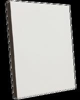 Иконная доска 13х16 см, плоская, левкас