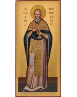 Иоанн Кронштадтский святой праведный (образ из Сретенского храма) [ИПП-817]