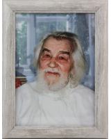 Архимандрит Иоанн (Крестьянкин), фото в раме [21x30]
