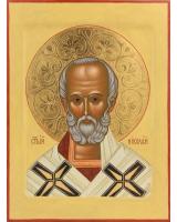 Николай Святитель (Греческий) [Рукописная]