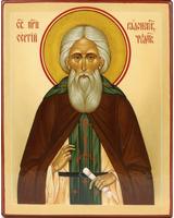 Сергий Радонежский святой преподобный [ИПП-911]