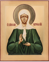 Матрона Московская святая блаженная [ИПП-1721]