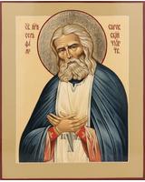 Серафим Саровский святой преподобный [ИПП-1721]