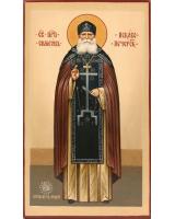 Симеон Псково-Печерский святой преподобный (ростовая) [ИПП-915]