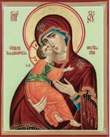 Владимирская Икона Божией Матери [ИСУ]