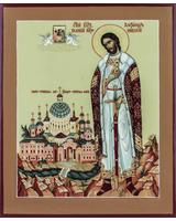 Александр Невский (с видом на Лавру) [ИСП]