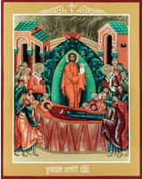 Успение Пресвятой Богородицы (классический) [ИМАП(фон)]