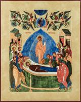 Успение Пресвятой Богородицы (Зинон) [ИК-1721]