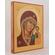 Казанская икона Божией Матери (классическая) [Рукописная]