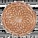 «Псков» имбирный пряник с начинкой. Маленький, 250г.