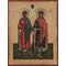 Борис и Глеб святые благоверные князья (старинная)