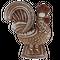 «Городецкий петух» имбирный пряник без начинки, 320г.