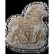 «Лошадка» имбирный пряник с начинкой (повидло), 600г.