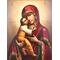 Умиление образ Пресвятой Богородицы Псково-Печерский из Успенского собора (барокко) [ИП-3040]