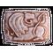 «Лев» имбирный пряничный пирог с начинкой, 500г.