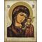 Казанская образ Пресвятой Богородицы (старинная) [ИП-1114]