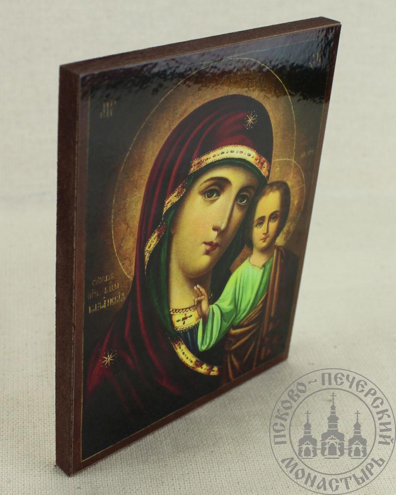Казанская образ Пресвятой Богородицы
