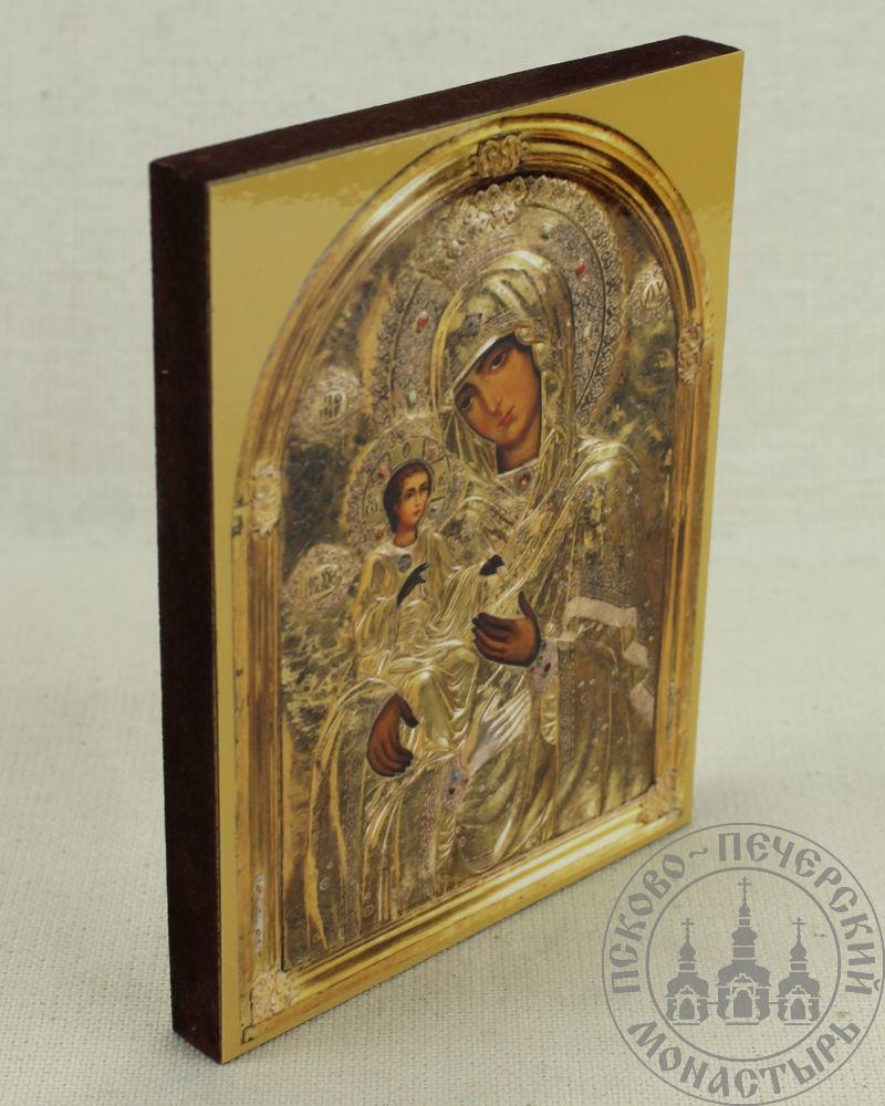 Троеручица образ Пресвятой Богородицы