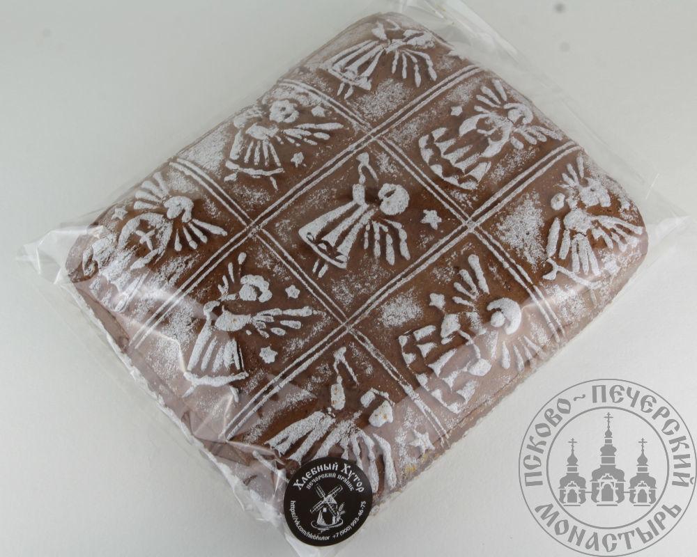 Ангельский пирог имбирный пряничный пирог с начинкой (повидло), 1000г.