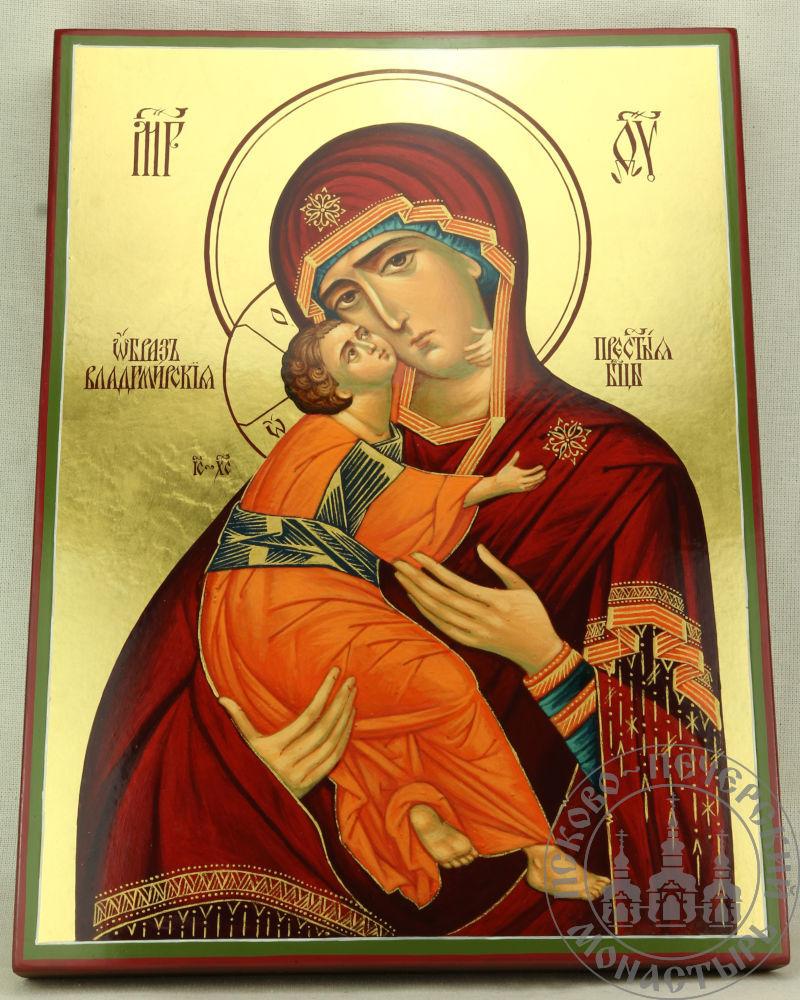Владимирская икона Божией МатериВладимирская икона Божией Матери