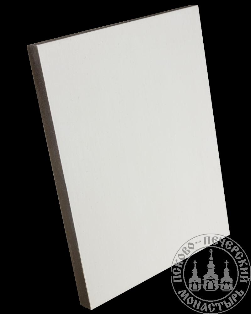 Icon Board Front Flat 22x28 cm, Gessoed