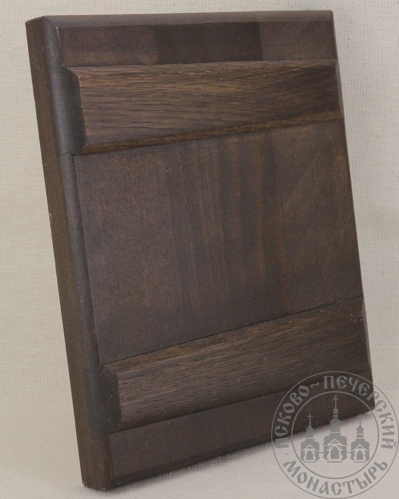 Иконная доска с ковчегом 17x21 см, левкас