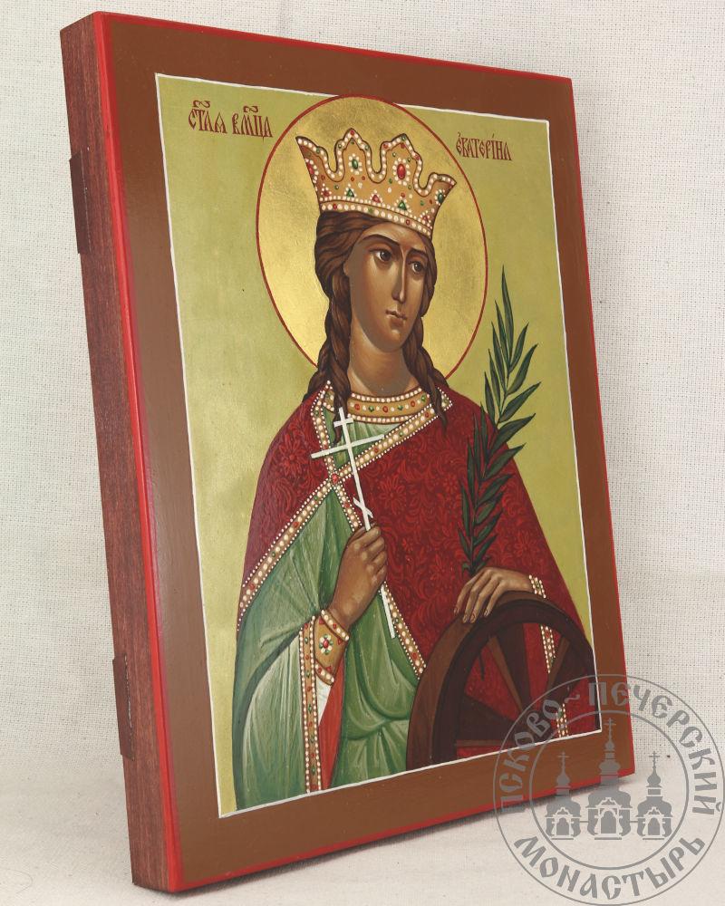 Екатерина святая великомученица