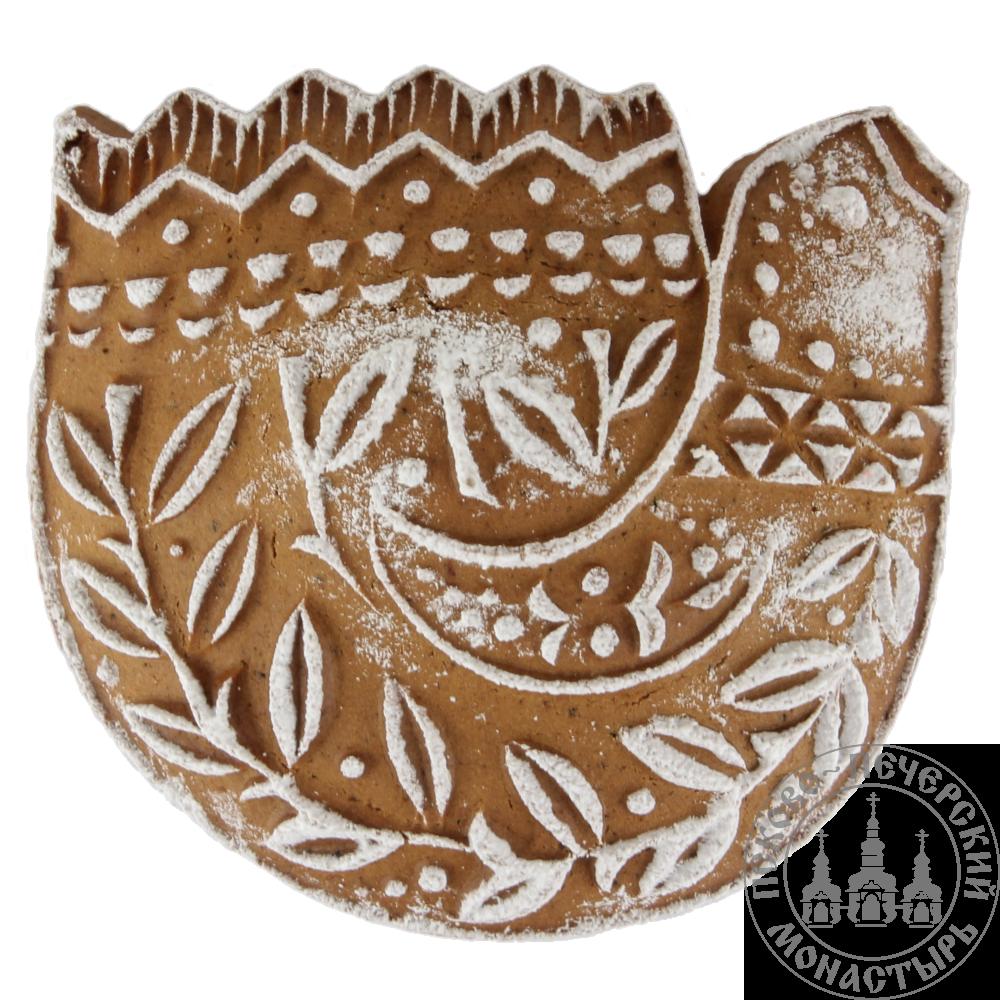 «Жаворонок» имбирный пряник с начинкой (повидло), 160г.