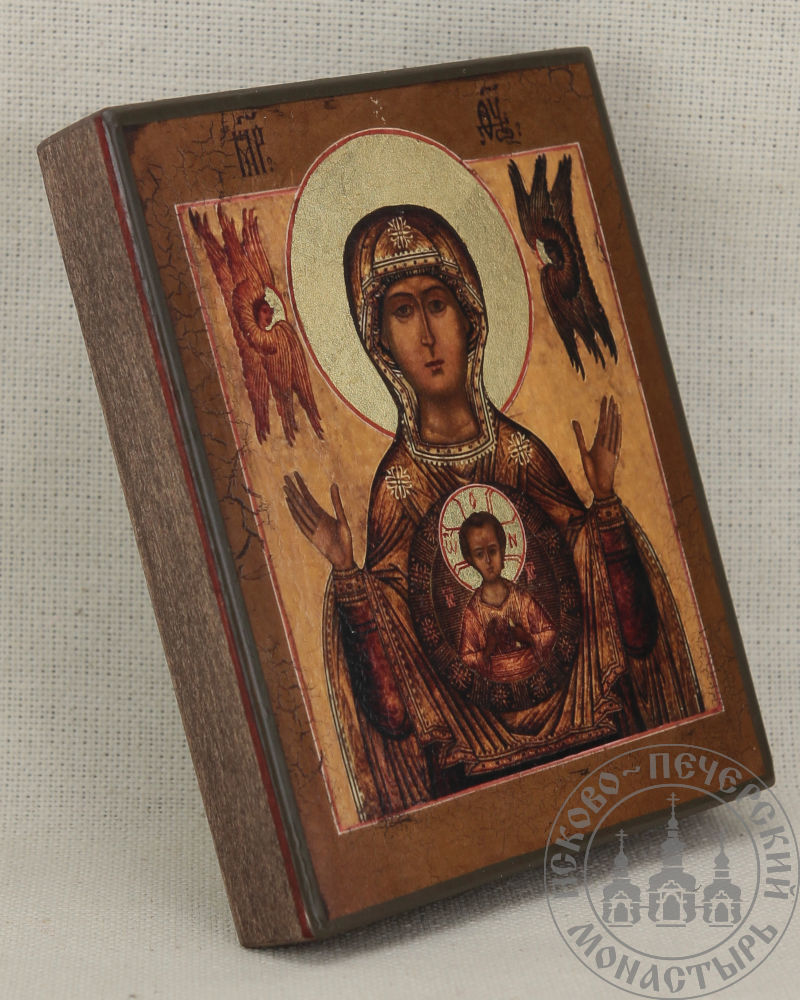 Знамение образ Божией Матери