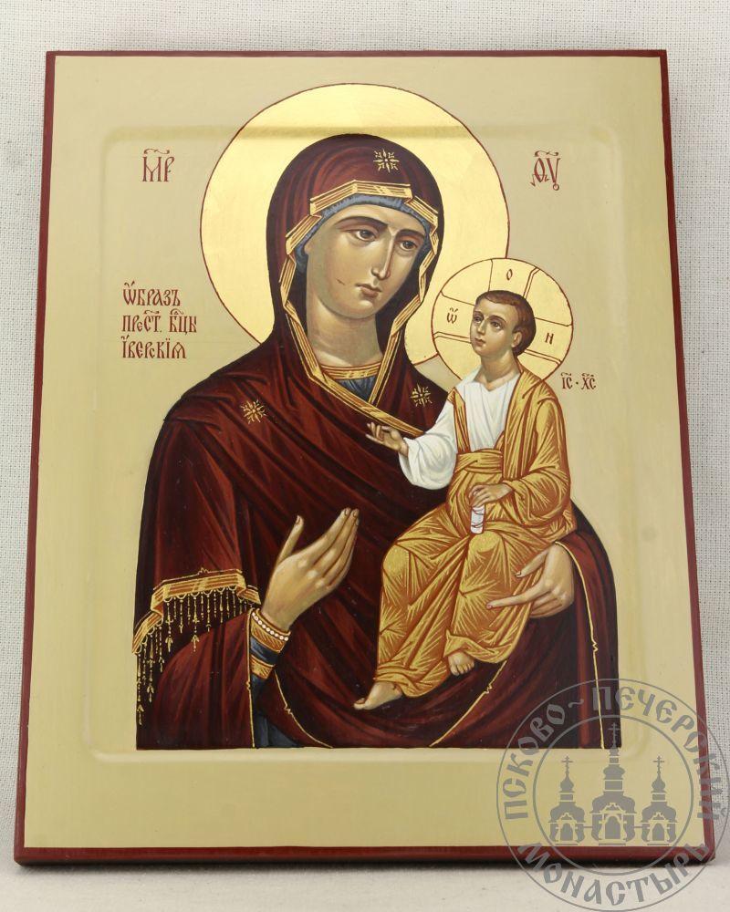Иверская икона Божией Матери Иверская икона Божией Матери