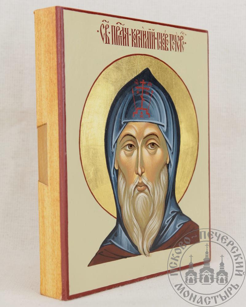 Корнилий преподобномученик Псково-Печерский (оплечный)