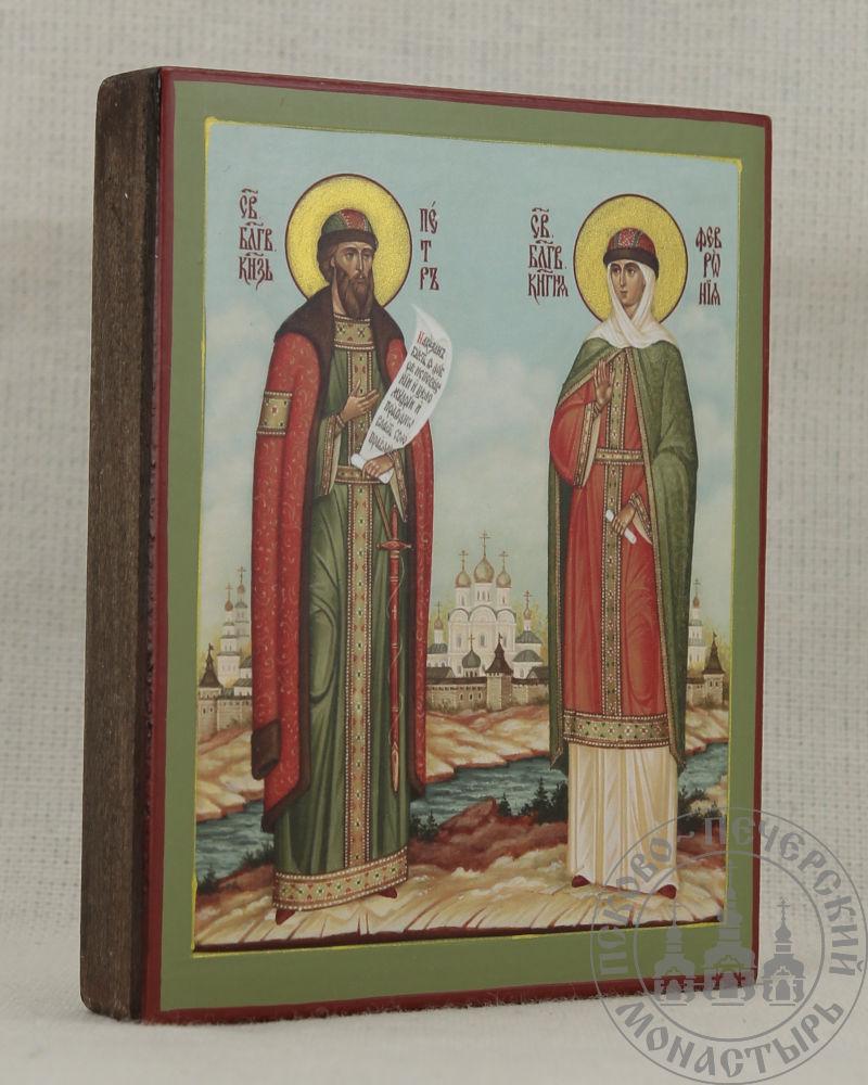 Петр и Феврония святые Муромские