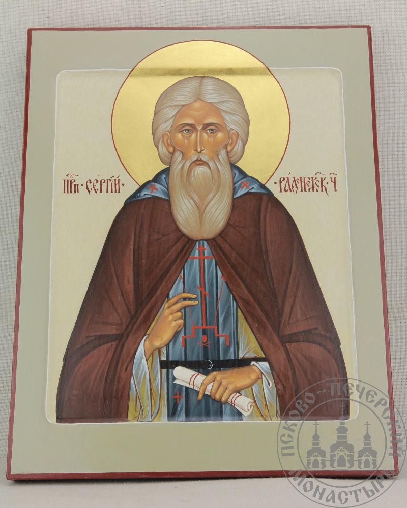 Сергий Радонежский святой преподобный