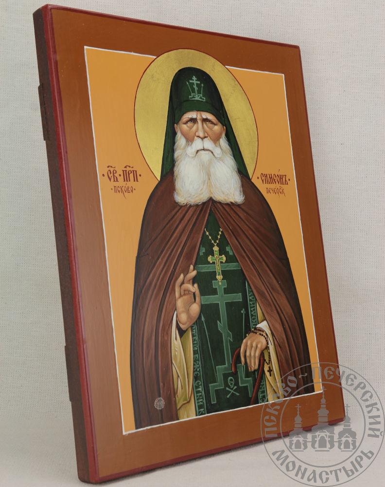 Симеон Псково-Печерский святой преподобный