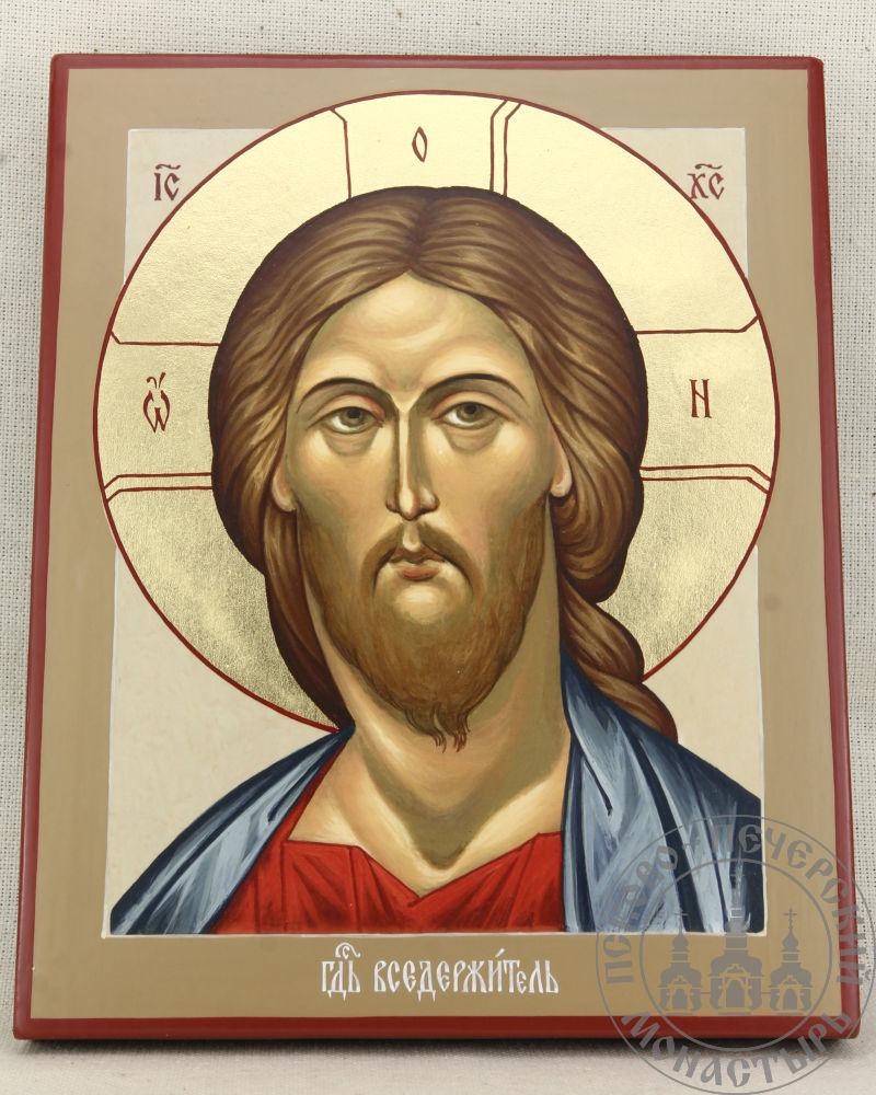 Спас (оплечный (Список Звенигородский)
