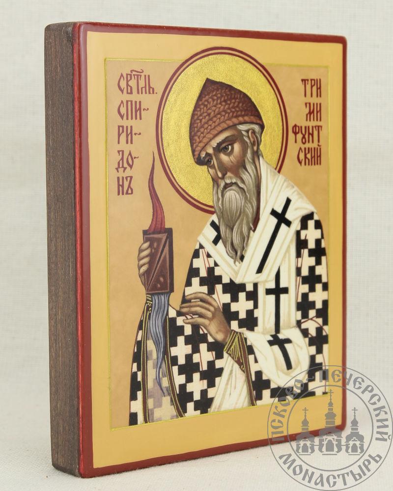 Спиридон Тримифунтский святитель