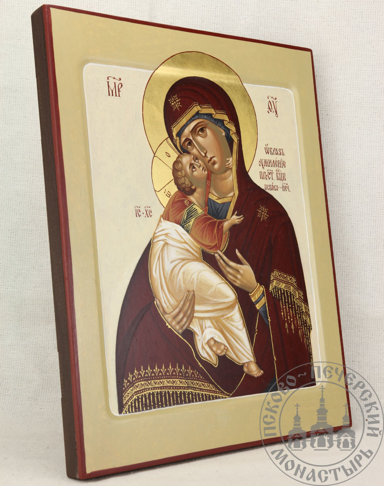 Умиление образ Пресвятой Богородицы Псково-Печерский