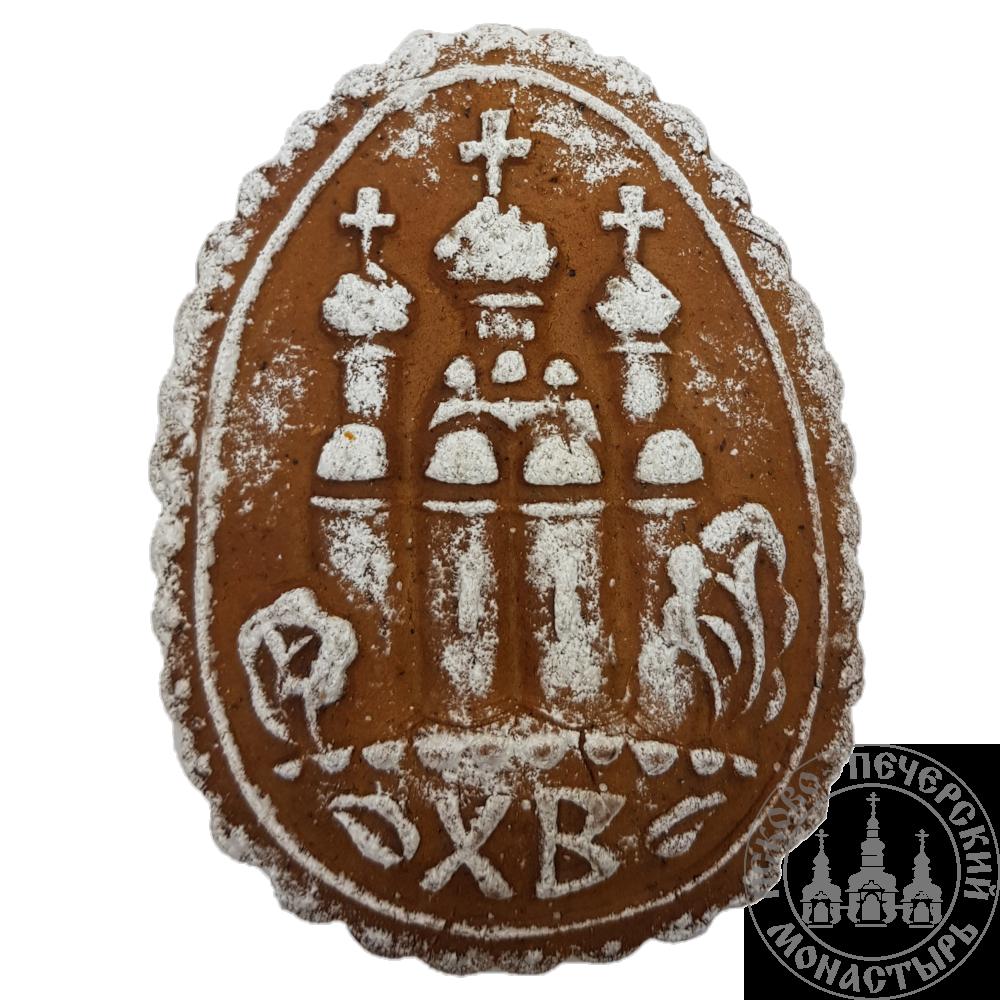«Храм ХВ» имбирный пряник без начинки, 150г.