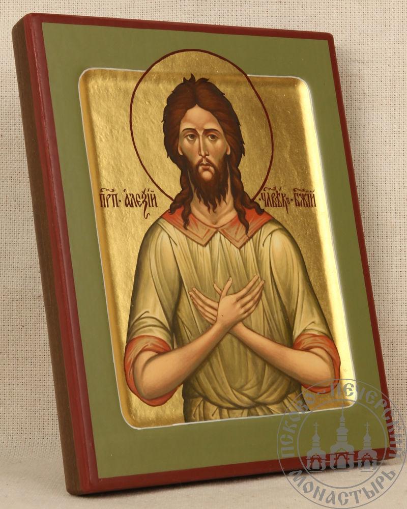 Алексей Человек Божий святой [ИСКЗ]