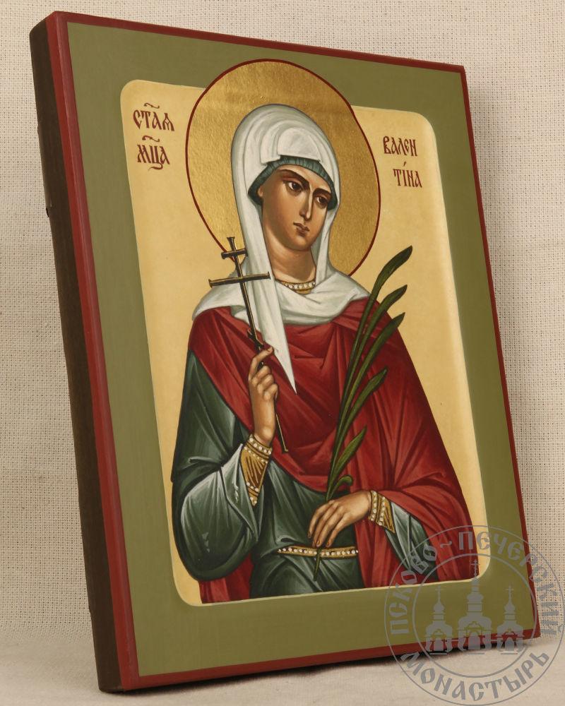 Валентина святая мученица [ИМАК(нимб)]