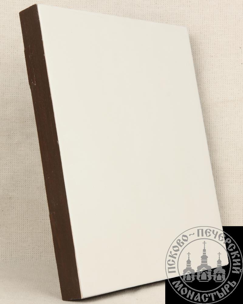 Icon Board Front Flat 17x21 cm, Gessoed
